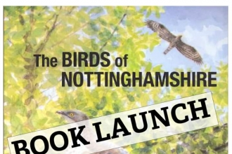 The Birds of Nottinghamshire book launch