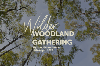 Wilder Woodland Gathering Web header