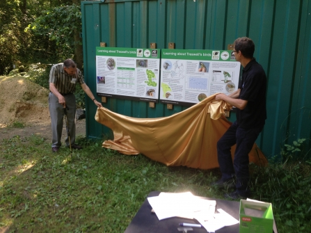 Treswell Woods Aquisition Funding Launch Event - HLF