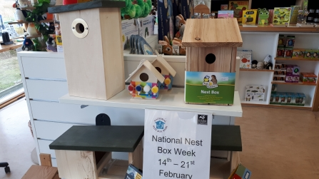 Nest box Idle Valley Shop