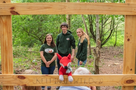 Keeping it Wild at the Wilder Woodland Gathering