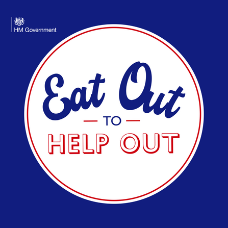 Help Out to Eat Out logo