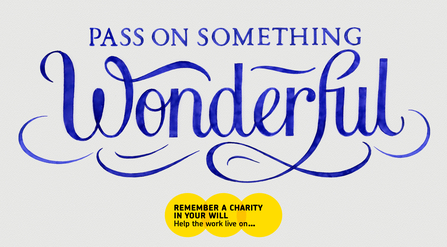 Pass on something wonderful