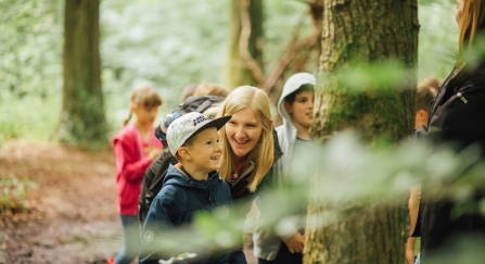 Children and families - Helena Dolby for Sheffield & Rotherham Wildlife Trust