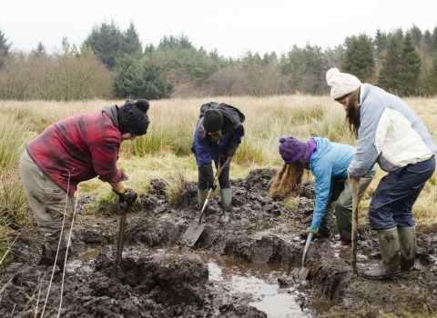 Digging pond Wildnet wildlifetrusts_40575572531